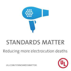 Standards Matter (hair dryer)