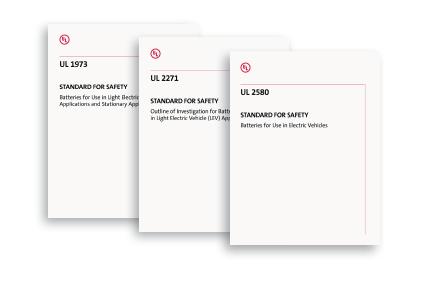 Access Standards | UL Standards | UL Standards